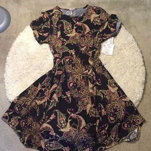 BRAND NEW! Lularoe Carly dress 2xl